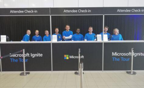 Microsoft Ignite | The Tour